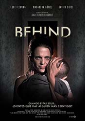 Cartel cortometraje Behind