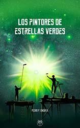 Portada Los pintores de estrellas verdes