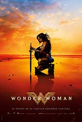 Cartel Wonder Woman