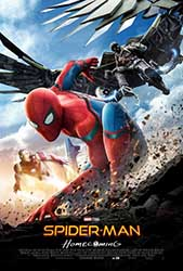Cartel Spider-Man: Homecoming