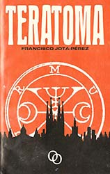 Portada Teratoma (Fco. Jota-Pérez)