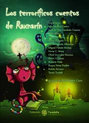 Portada Los terroríficos cuentos de Raxnarín