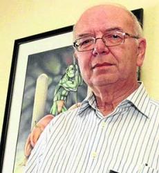 """""""Un mundo llamado Badoom: El nacimiento como escritor de Ángel Torres Quesada"""""""