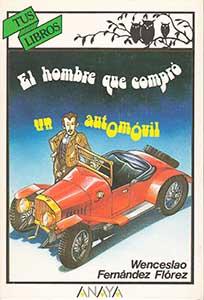 Portada El hombre que compró un automóvil, Wenceslao Fernández Flórez