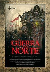 Portada Guerra por el norte, Guillem López