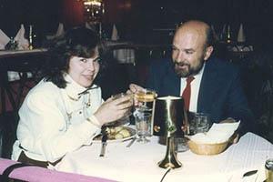 Ralph Barby, un matrimonio bien avenido. José Carlos Canalda y Antonio Quintana.