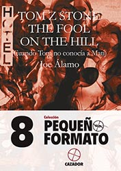 Portada Tom Z Stone Fool on the Hill