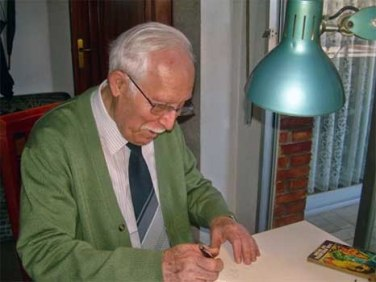 Arturo Rojas, un dibujante metido a novelista, José Carlos Canalda
