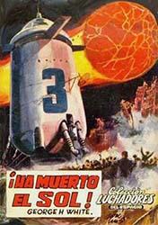 La colección Luchadores del Espacio y yo, José Carlos Canalda